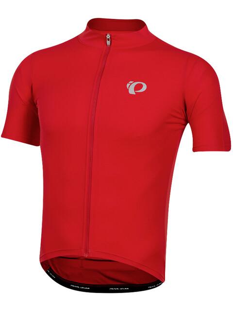 PEARL iZUMi Select Pursuit Fietsshirt korte mouwen Heren rood